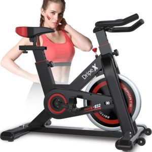 Cyclace Exercise Bike Stationary 330 Lbs Weight Capacity