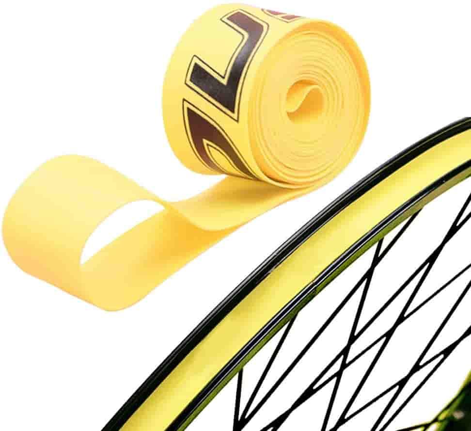 "2 pcs PVC Bicycle Bike Inner Tube Rim Tape Spoke Wheel Protector 12/""-29/"" 18mm W"