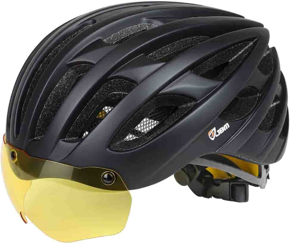New JBM Adult Cycling Bike Helmet Specialized for Men Women Safety Protection..