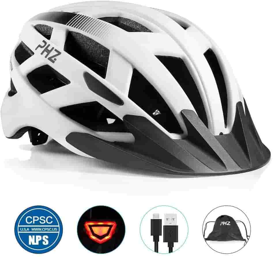 "Adult Helmets Road /"" Mountain Bike//MTB With Removable Visor And Adjustable Dial,"